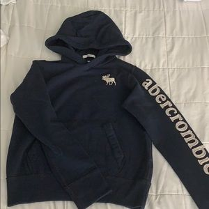Abercrombie hoodie. Size muscle XL